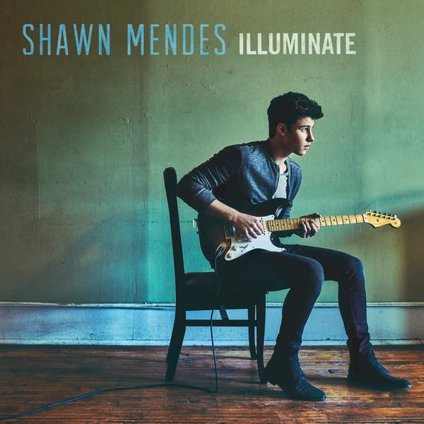 Download Lagu Shawn Mendes - Illuminate (Deluxe) (2016) Full Album Mp3